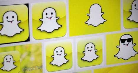 Snapchat dépasse Twitter en nombre d'utilisateurs   usages du numérique   Scoop.it