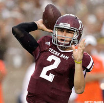 "Texas A&M, CBS Discuss School's Concerns Over ""Johnny Cam"" Following QB Manziel - SportsBusiness Daily 