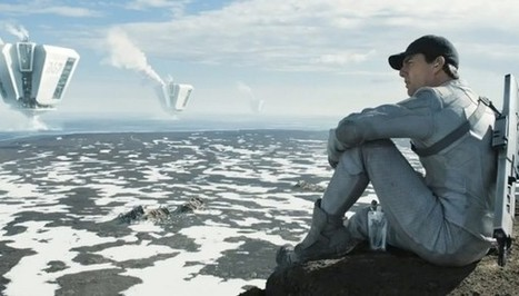 'Oblivion' is a beautiful yet flawed exercise in science-fiction filmmaking | Movies From Mavens | Scoop.it
