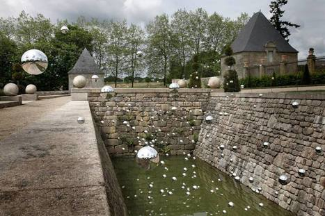 Marie-Hélène Richard: Bubbles | Art Installations, Sculpture, Contemporary Art | Scoop.it