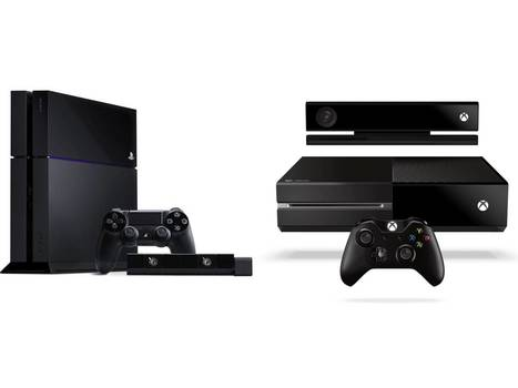PS4 vs Xbox One: as the release date nears we compare Sony and Microsoft's latest | XboxOne | Scoop.it