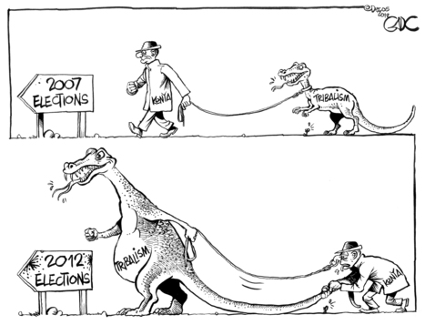 GADO: Tribalism in Kenya: are we any better off today? | Kenya 2013 | Scoop.it