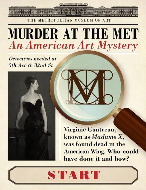 Murder at the Met: How a Cambridge Firm is Helping Museums with Digital Storytelling | Visual Culture and Communication | Scoop.it