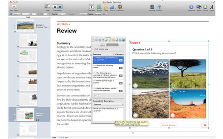 Layout, Optimize and Publish Your Own Professional iBook with Apple iBooks Author | Mobile Websites vs Mobile Apps | Scoop.it