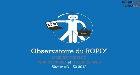 L'observatoire du ROPO confirme la prépondérance du parcours ... - Décision Achats | Web to Store & Fashion | Scoop.it