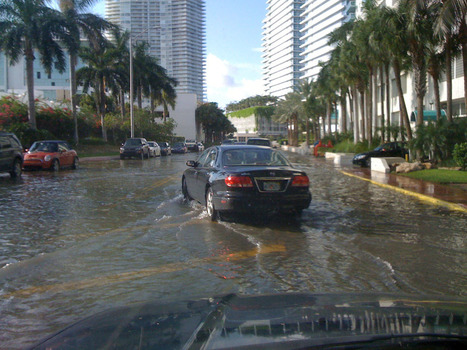 """""""With six feet of sea-level rise, South Florida is toast."""" - io9 