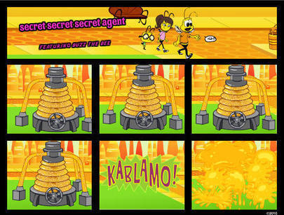 Honey Nut Cheerios Comic Creator   CreatingComics   Scoop.it