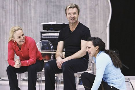 What time does Dancing on Ice start? Everything you need to know about the | Dancing | Scoop.it