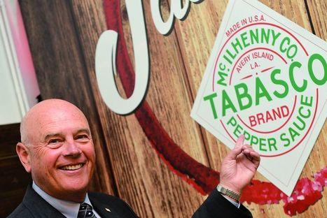 Unilever France voit grand pour Tabasco | Condiments et sauces | Scoop.it