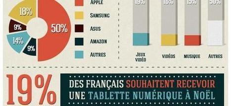 INFOGRAPHIE TABLETTES: QUELLE TABLETTE EST FAITE POUR VOUS? | Actualité des Tablettes Android™ | Scoop.it