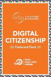 Digital Citizenship Flashcards | Be  e-Safe | Scoop.it