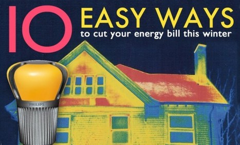 10 Easy Tips to Cut Your Home Energy Bill This Winter | Inhabitat - Green Design Will Save the World | Oxfordshire Construction | Scoop.it