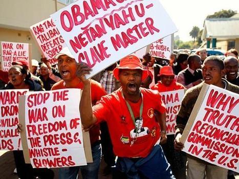 Des relations publiques très prévisibles :: Obama, Mandela et les médias occidentaux | Relations publiques et marketing | Scoop.it