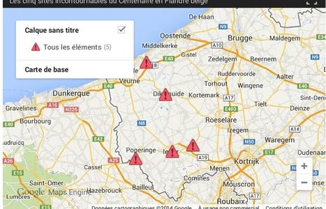 La Flandre belge met le paquet pour les commémorations de 14-18 - La Voix du Nord   Nos Racines   Scoop.it