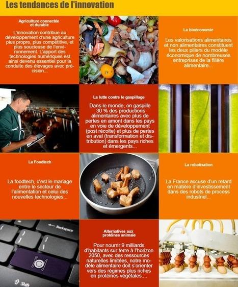 Agroalimentaire : les tendances de l'innovation en 2015 | Bpifrance servir l'avenir | Clinique Pasteur vue par le Web | Scoop.it