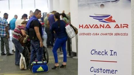 ​U.S., Cuba to sign agreement on restarting commercial flights | INTRODUCTION TO THE SOCIAL SCIENCES DIGITAL TEXTBOOK(PSYCHOLOGY-ECONOMICS-SOCIOLOGY):MIKE BUSARELLO | Scoop.it
