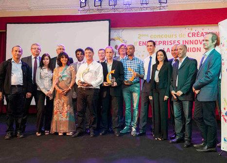 Les gagnants du concours de création d'entreprises innovantes de ... - Zinfos 974 | Business & Innovation | Scoop.it