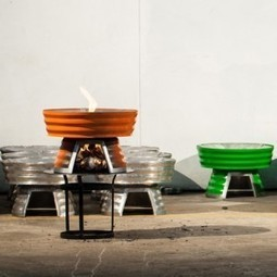 Baker Cookstove by Claesson Koivisto Rune | Great Ideas | Scoop.it