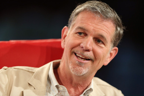 Reed Hastings won't use data to mess with TV plots, and that's why Netflix will win | TV Trends | Scoop.it