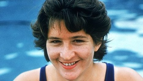 On this Day: October 27, 1962 – Dawn Fraser is first woman to swim 100m under one minute | 1962 - the year | Scoop.it