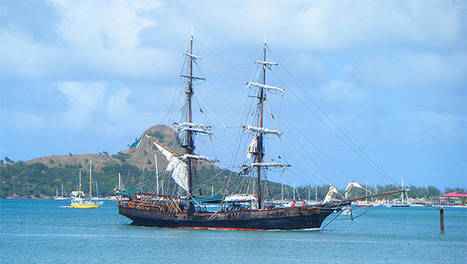 Ship featured in 'The Pirates of the Caribbean' franchise sinks - Mother Nature Network (blog)   Bequia - All the Best!   Scoop.it