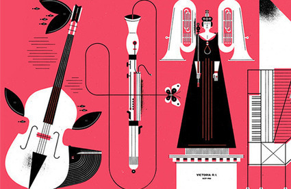 It's Nice That : Illustration: Communicative editorial work from prolific ...   Illustration, Art, Creative   Scoop.it