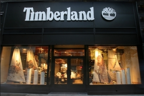 (Retailoscope) Timberland déploie un magasin phygital à New-York | Retail Intelligence® | Scoop.it