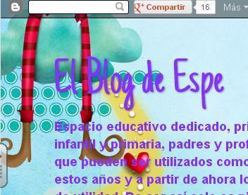 El Blog de Espe   Blogs in the English Classroom   Scoop.it
