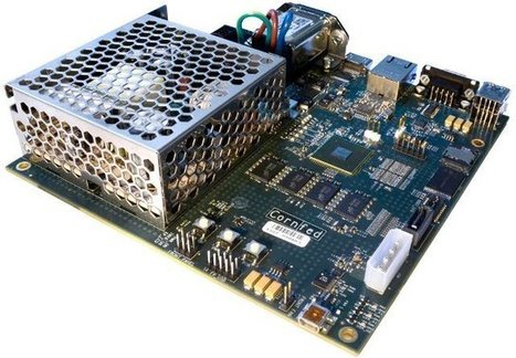 Freescale i.MX6 Based Server Systems – Cornfed CONSERVER and Ventana Network Processing Boards | Embedded Systems News | Scoop.it