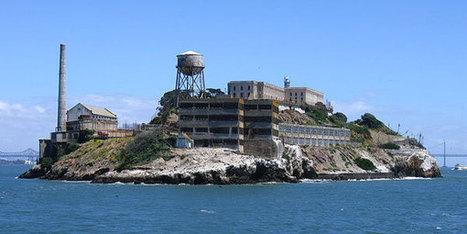 Resten van fort ontdekt onder beruchte gevangenis Alcatraz   geschiedenis   Scoop.it