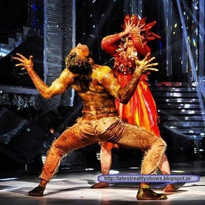 Lauren Gottlieb and Punit pathak performances on Jhalak - Latest Reality Shows | nice | Scoop.it