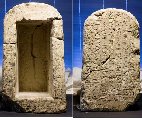 Three Ancient Egypt artefacts to return from Germany - Ahram Online | Collapse of Ancient Egypt (The Old Kingdom) | Scoop.it