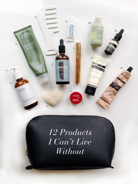 The Importance of Routine and 12 Products I Can't Live Without - Wit & Delight | Esthétique - santé - food - fashion | Scoop.it