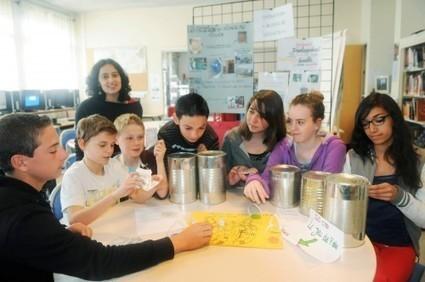 Gers : le collège d'Eauze en pointe pour l'environnement ! | CDI Eauze | Scoop.it