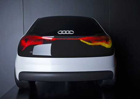 Intelligent OLED Light Surface To Cover Audi's Future Vehicles | MobileandSocial | Scoop.it