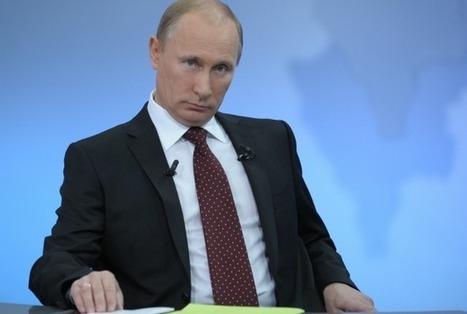 The Condomnation of Vladimir Putin | Coveting Freedom | Scoop.it