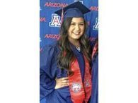 UA-Yuma graduate, commencement speaker espouses gratitude | Yuma Sun | CALS in the News | Scoop.it