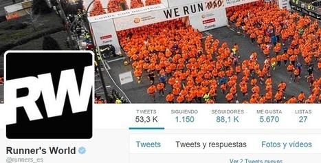 La importancia del Social Media Running: Runner´s World | Social Media | Scoop.it