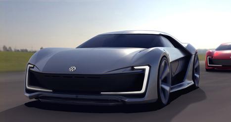 LG et Volkswagen vont connecter maison et voiture | Prepa Webinar #AutoRadioConnecté le 7 oct | Radio 2.0 (En & Fr) | Scoop.it