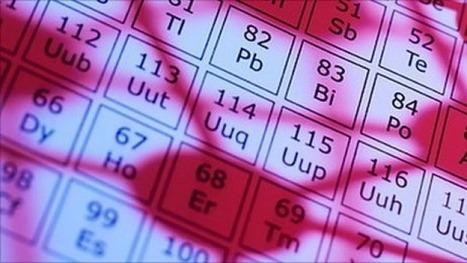 Google doodle honours Russian chemist Dmitri Mendeleev, periodic table creator | 21st Century School Libraries | Scoop.it