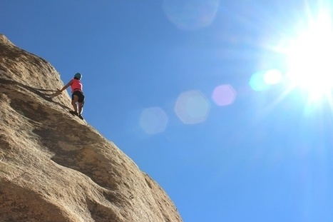 What did I learn yesterday (embrace the climb) | 2getherpeople | 2gether People | Scoop.it