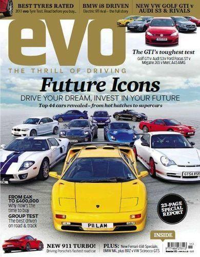 Evo - November 2013 | Luxury Cars | Scoop.it