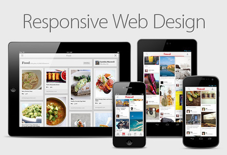 How Responsive Web Design Could Become an Alternative for Mobile Websites? | Design | Scoop.it