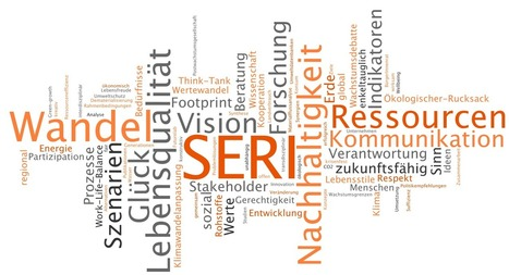 """SERI - Sustainable Europe Research Institute 