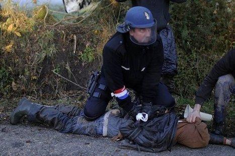Prison ferme pour un opposant à l'aéroport de Notre-Dame-des-Landes - Politis | jocegaly | Scoop.it