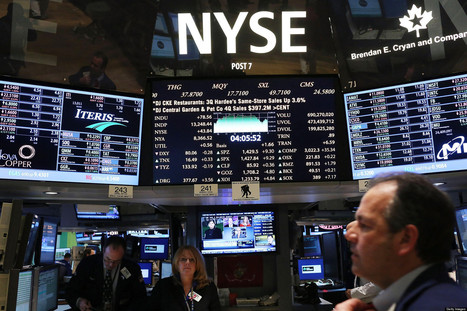 New York Stock Exchange Sold To Rival IntercontinentalExchange For $8.2 Billion | Business News & Finance | Scoop.it