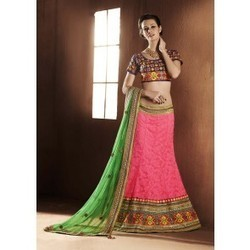 Lehenga Choli, Bridal Lehengas, Wedding Lehengas and Ghagra Choli Online Shopping at TrendyBIBA.com | Trendy Biba | Scoop.it