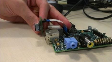 Raspberry Pi camera module in development – Computer Chips ... | Raspberry Pi | Scoop.it
