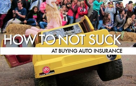 15 Things You Need To Know About Buying Auto Insurance | Auto Insurance | Scoop.it