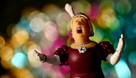 Une chanteuse d'opéra contrainte d'arrêter parce qu'elle pète trop : ce n'est pas si rare   Caruseo : ma veille SEO et Opéra   Scoop.it